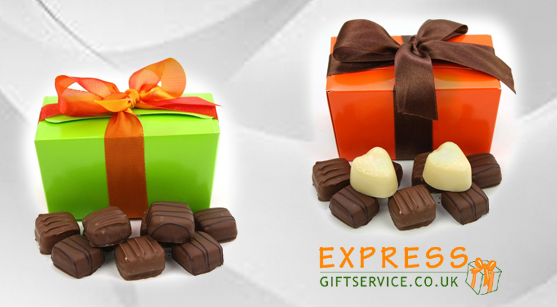 Sweet Gift Hampers Filled With Chocolate Fantasies