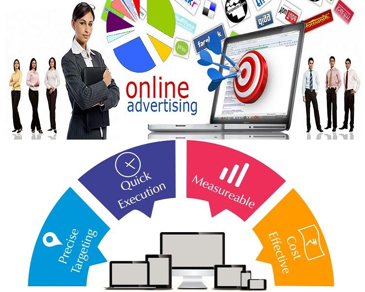 Colossal Advantages Offered by Online Advertising