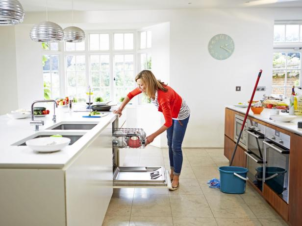 How To Clean Your Home Much Easier