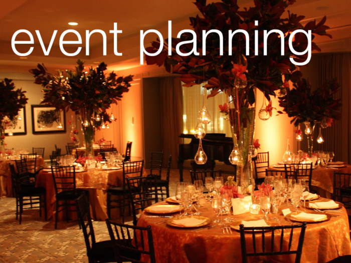 Evenet planning