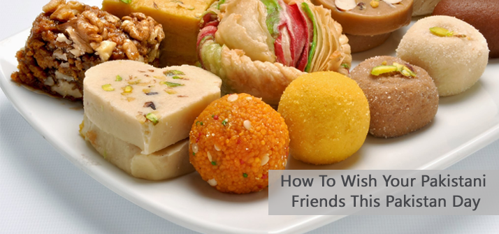 How To Wish Your Pakistani Friends This Pakistan Day