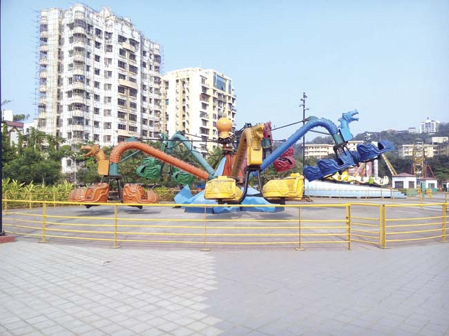 wonder park at nerul