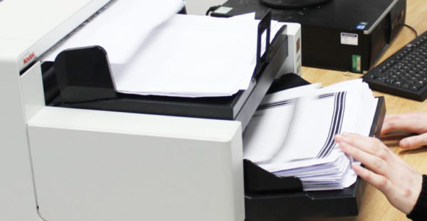 Archive Document Scanning For Businesses