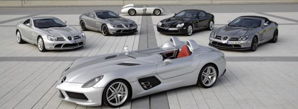 The History Of Mercedes Benz