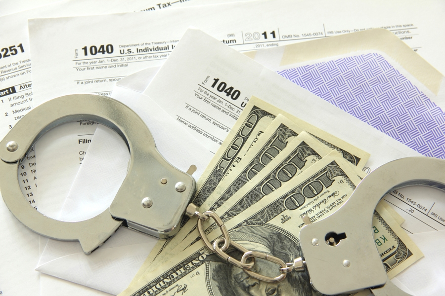 Crimes Involving Erroneous Payment Of Taxes