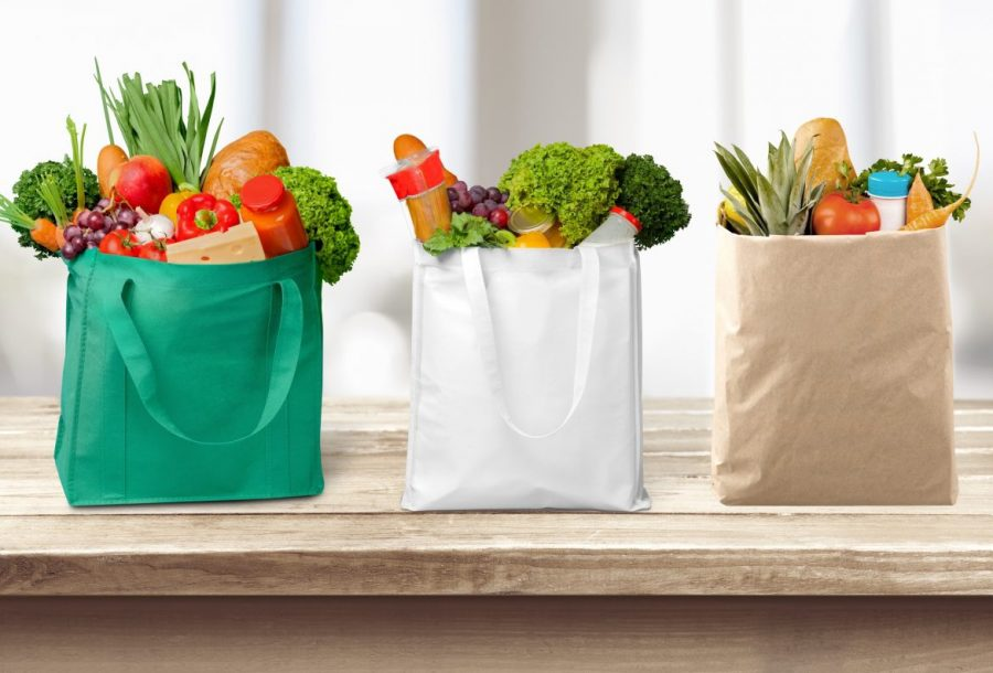 Few Reasons For Using Custom Reusable Grocery Bags