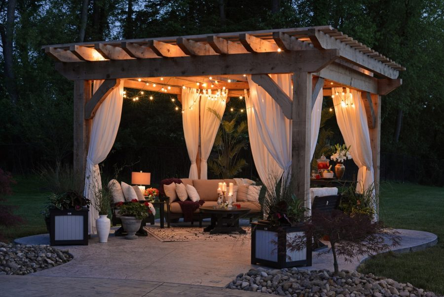4 Tricks to Transforming Your Outdoor Spaces Into Hangout Spots