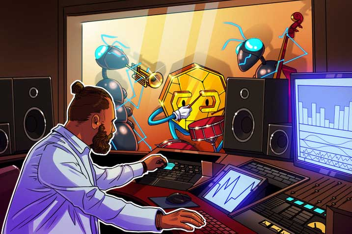 MUSIC MAY BE THE MOST FERTILE ENVIRONMENT FOR BLOCKCHAIN