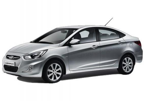 Hyundai Verna Fluidic
