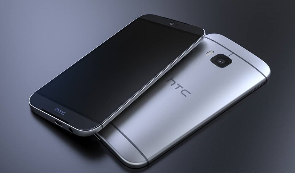 HTC One M10 smartphone Android