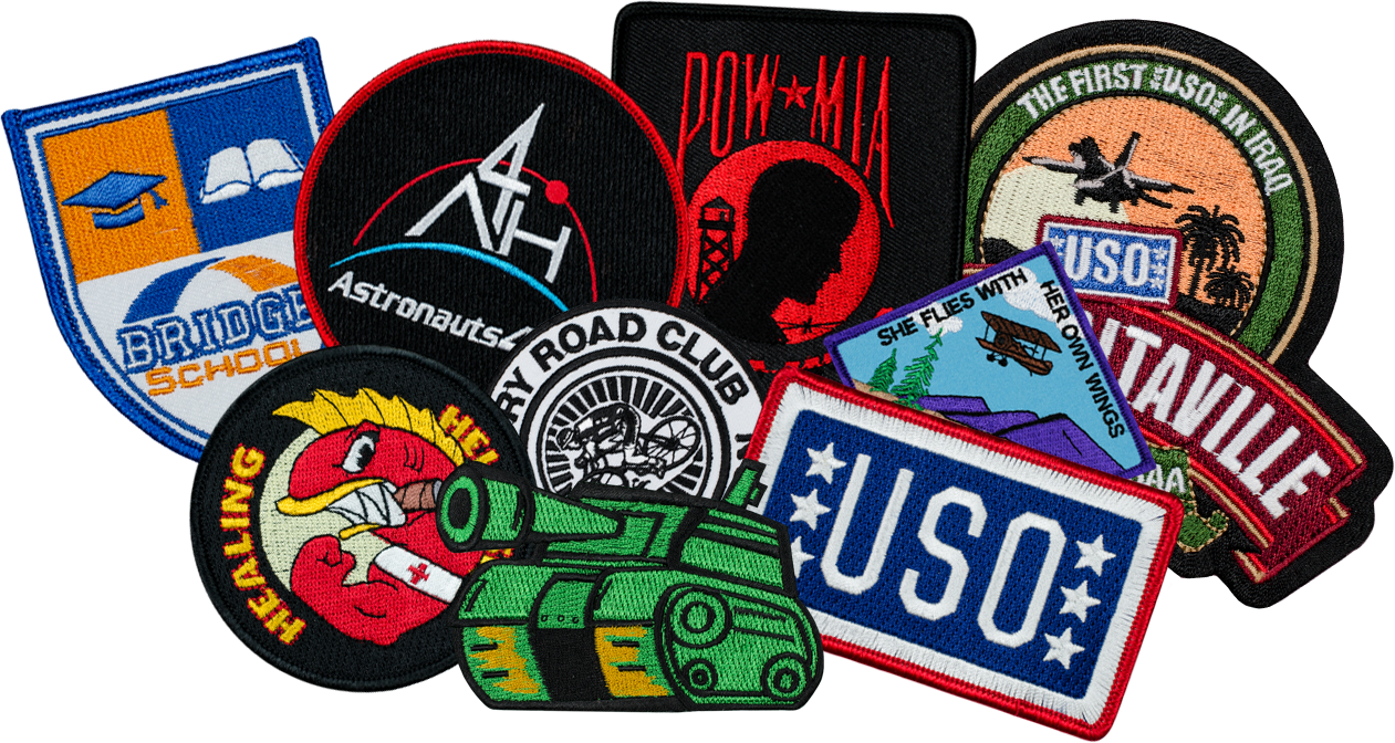 Why Promotional Woven Patches Are The Best Choice For Promotional Products
