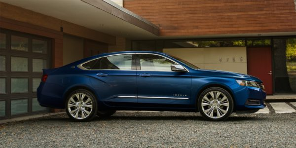 What Is The Annual Fuel Cost & MPG For The 2017 Chevy Impala?