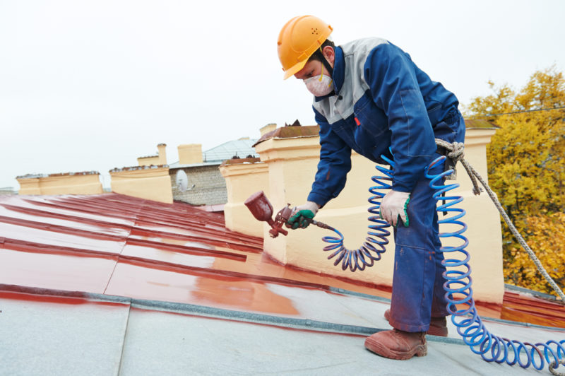 5 Considerations Before Painting Your Roof