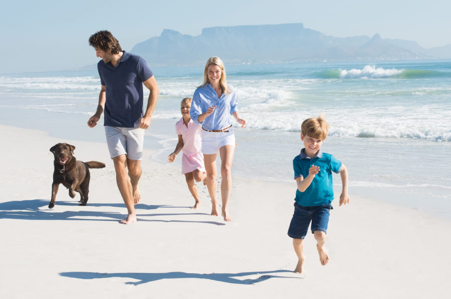 Summer Vacations to Take Your Children On