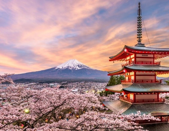 The 10 Most Beautiful and Spectacular Places to visit in Japan