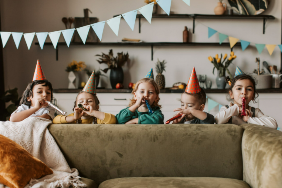 Want to Make Your Kid Feel Special? 4 Ways You Can Personalize Their Birthday Party